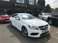 Mercedes E Class E220 Cdi Amg Sport Coupe 2.1 Automatic Diesel