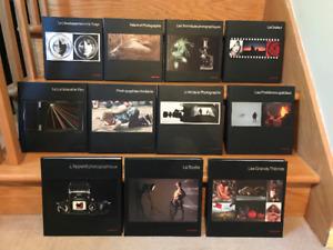 Livres sur la photographie - Éditions Time Life