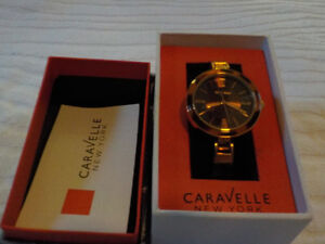 Caravelle New York (by Bulova) Watches (mens and womens)