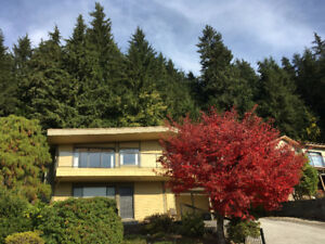 **Desirable 4 bedroom Family Home with VIEW (North Vancouver)**