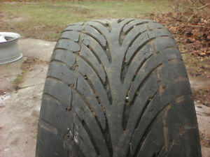 215/40/17 Tire - 6mm Tread ( only 1 tire )