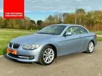 2010 60 BMW 3 SERIES 3.0 325I SE 215 BHP 2DR CONVERTIBLE