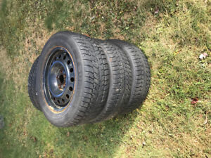 215/60R16 2013 Ford Fusion Rims and Tires
