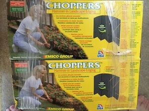 Choppers hammer-in Landscape Edging