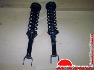 REAR SUSPENSION 88-91 JDM HONDA PRELUDE Si OEM STRUT SHOCK ABSOR