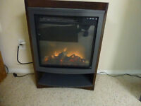 Electric Heater & Fireplace