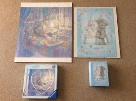 Me To You' (Tatty Teddy) Puzzles /Pictures X2