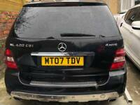 Mercedes-Benz ML420 4.0TD CDI 7G-Tronic Sport **BREAKING - ALL PARTS**