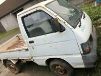 2002 Daihatsu Hijet 1.3 Pick Up EFi BREAKING FOR SPARES ONLY Pick Up Petrol