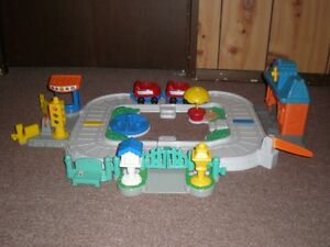 Fisher Price Train Track Edmonton Edmonton Area image 1