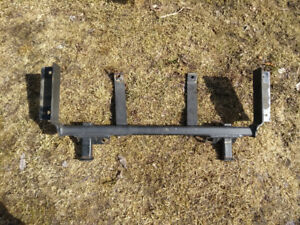 Chevrolet equinox front hitch