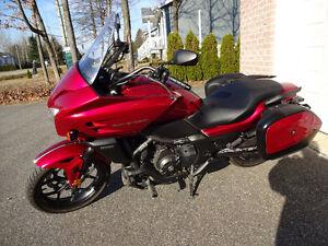 Honda 2014 CTX 700T