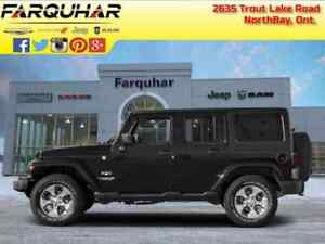 2018 Jeep Wrangler Unlimited Sahara 4x4 - Navigation - $263.56 B