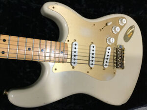 Limited Edition Fender Custom Shop 1956 Stratocaster Relic