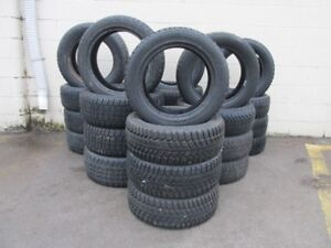 WINTER TIRES Sets of 4