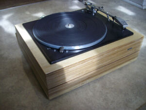 Lenco L78 audiophile Turntable.  AWESOME SOUND!