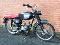 Garelli Sport 49cc Rare Franco Morini Engine 1964 - Ideal restoration project