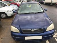Vauxhall Astra LS 16v 5dr PETROL MANUAL 2003/53