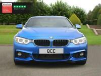2016 BMW 430D M SPORT Auto Coupe Diesel Automatic