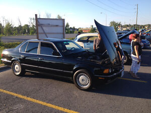 Best offer or trade 1988 BMW 735i