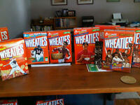 Wheaties' Collectors' Edition Boxes (Ali, Tiger Woods)
