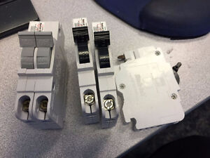 Stab-loc breakers 15A and 40A NC