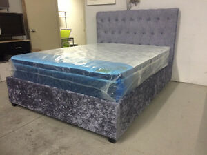 Brand New Double/Queen Bed Frame$149up( over$100-free delivery)