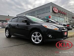 2012 Ford Focus SE HATCH | 1 OWNER | SERVICE RECORDS