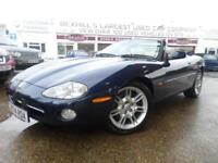 Jaguar XK8 4.0 Convertible Auto PETROL AUTOMATIC 2000/X