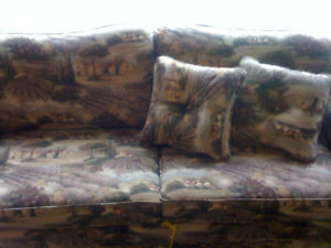 sofa bed couch loveseat - CLEAN AND COMFY SOFA BED COUCH-