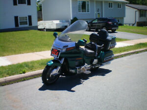1996 Honda Goldwing Special Edition