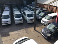 Nissan Elgrand 3.2,3.3,3.5 4WD and 2WD. All Fresh Import's dvd