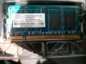 512MB DDR2 Laptop Ram | PC2-4200S