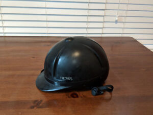 Equestrian Troxel Legacy Gold Duratec Riding Helmet