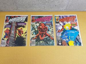 3 Comics / Bandes Dessinées Dardevil