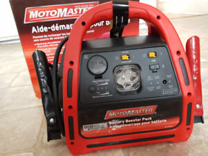 Battery Booster Pack Motomaster 1200a