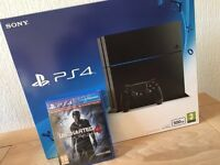 Ps4 bundle with 6 games
