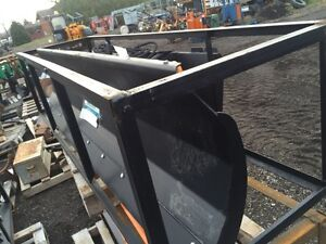 """86"""" and 96"""" Hydraulic Snow blade for Skid Steer Windsor Region Ontario image 8"""