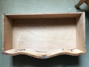 Bird Eye Maple Dresser