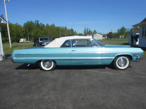 1964 chevy impala convertible