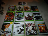 XBOX 360 GAMES FOR SALE, GREAT PRICES!!!! Contact me quick time