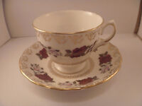 Colclough Bone China Cups And Saucers