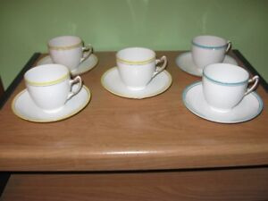VINTAGE CUPS & SAUCERS - LOT # 2 - REDUCED!!!!