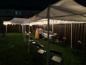 Tent - Canopy - For Rent - White - Wedding - Party - Receptions Kingston Kingston Area image 4