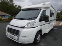 Bessacarr E540 2011 one owner low mileage 2 berth motorhome for sale