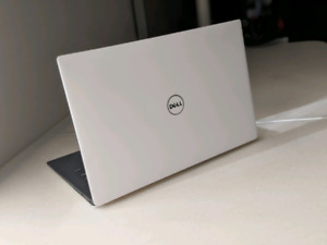 White XPS 13 with i5, 128GB SSD