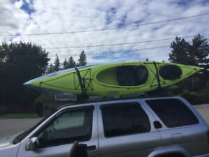 For sale : kayaks , Necky manitou sport 11ft . Dagger 7 yd Eco