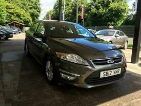 Ford Mondeo 2.0TDCi ( 140ps ) 2012.75MY Zetec FREE WARRANTY, FINANCE