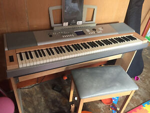 yamaha portable grand piano