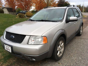 2007 Ford FreeStyle/Taurus X SEL SUV, Crossover-MVI Sept 2019